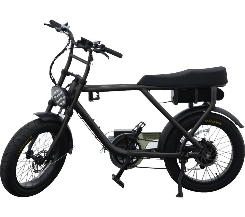 KNAAP Generation 1 Electric Bike - Space Grey, Grey