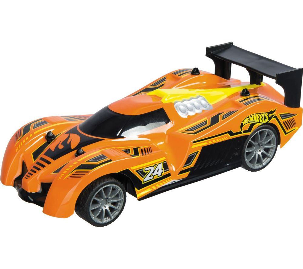 BLADEZ Hot Wheels Racing Series Car - Orange, Orange