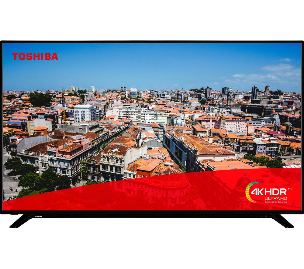 "65"" TOSHIBA 65U2963DB  Smart 4K Ultra HD HDR LED TV"