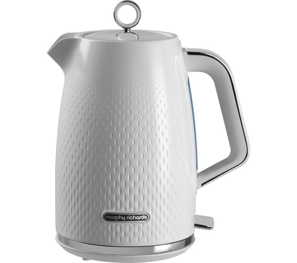 MORPHY RICHARDS Verve 103012 Jug Kettle - White, White