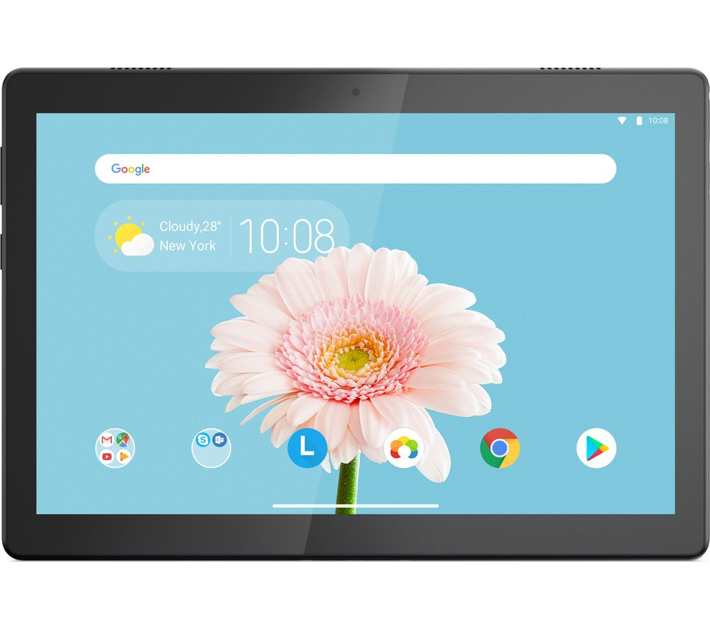 "LENOVO Tab M10 10.1"" Tablet - 32 GB, Black, Black"