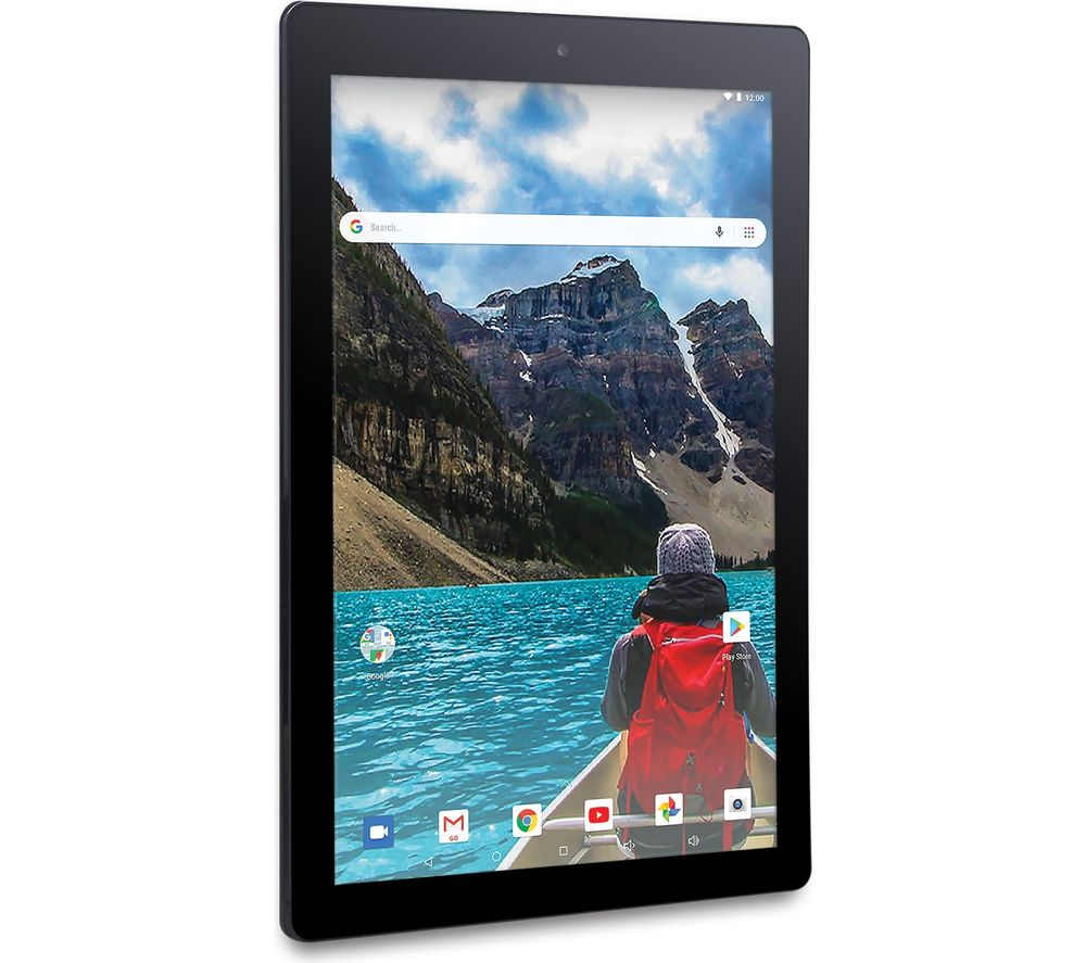 "Juno 10 10.1"" Tablet - 16 GB, Black, Black"