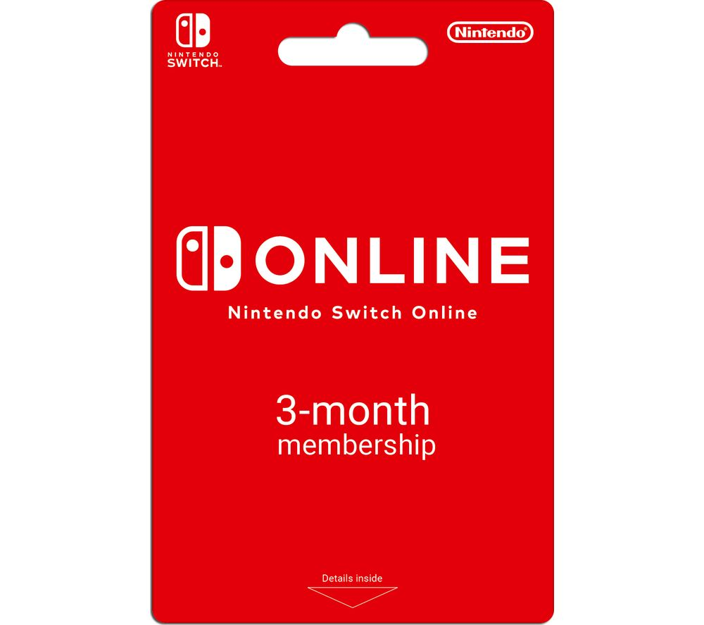 Switch Online 3 Month Membership