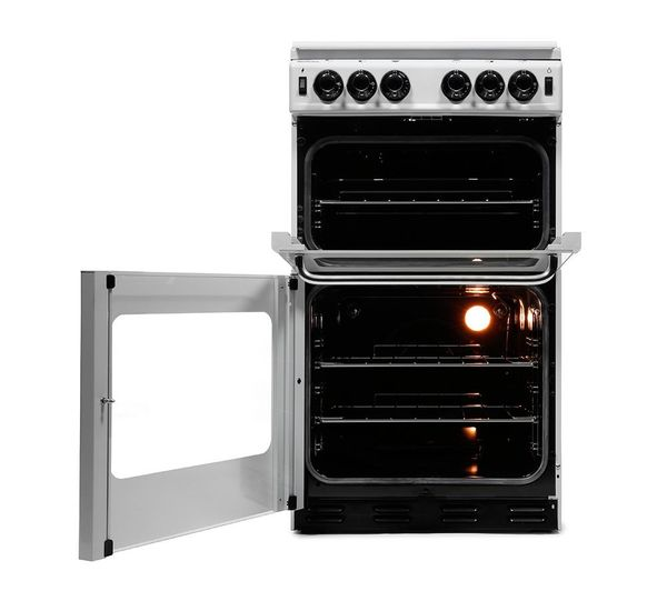 NEW WORLD 500TSIDL Gas Cooker - White, White