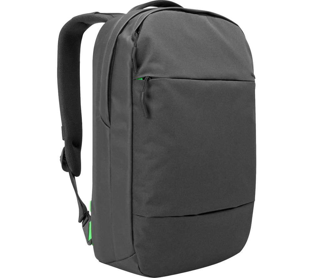 "INCASE City Compact 15"" Laptop Backpack - Black, Black"
