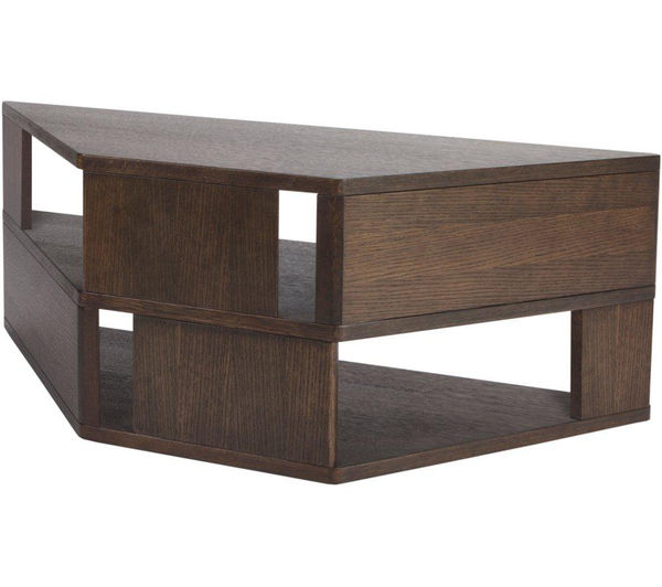 GREENAPPLE GA804 ZED TV Stand, Brown