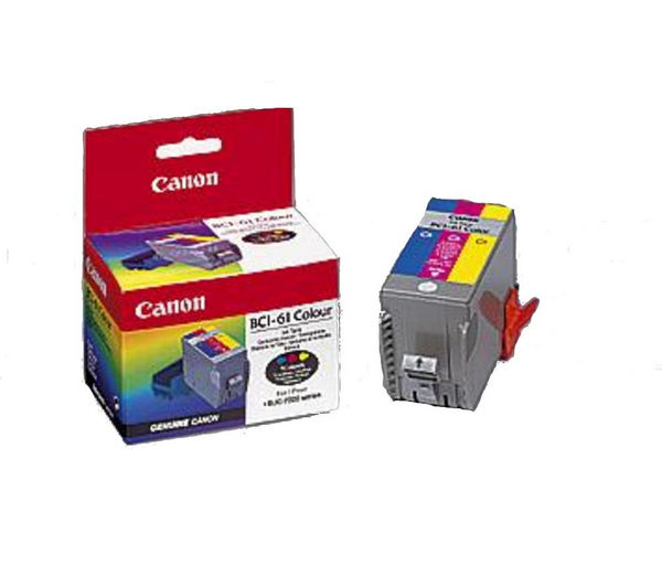 CANON BCI-6 Tri-colour Ink Cartridge, Cyan