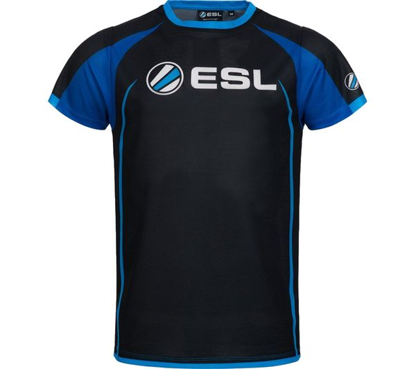 ESL Player Jersey, XL - Blue, Blue