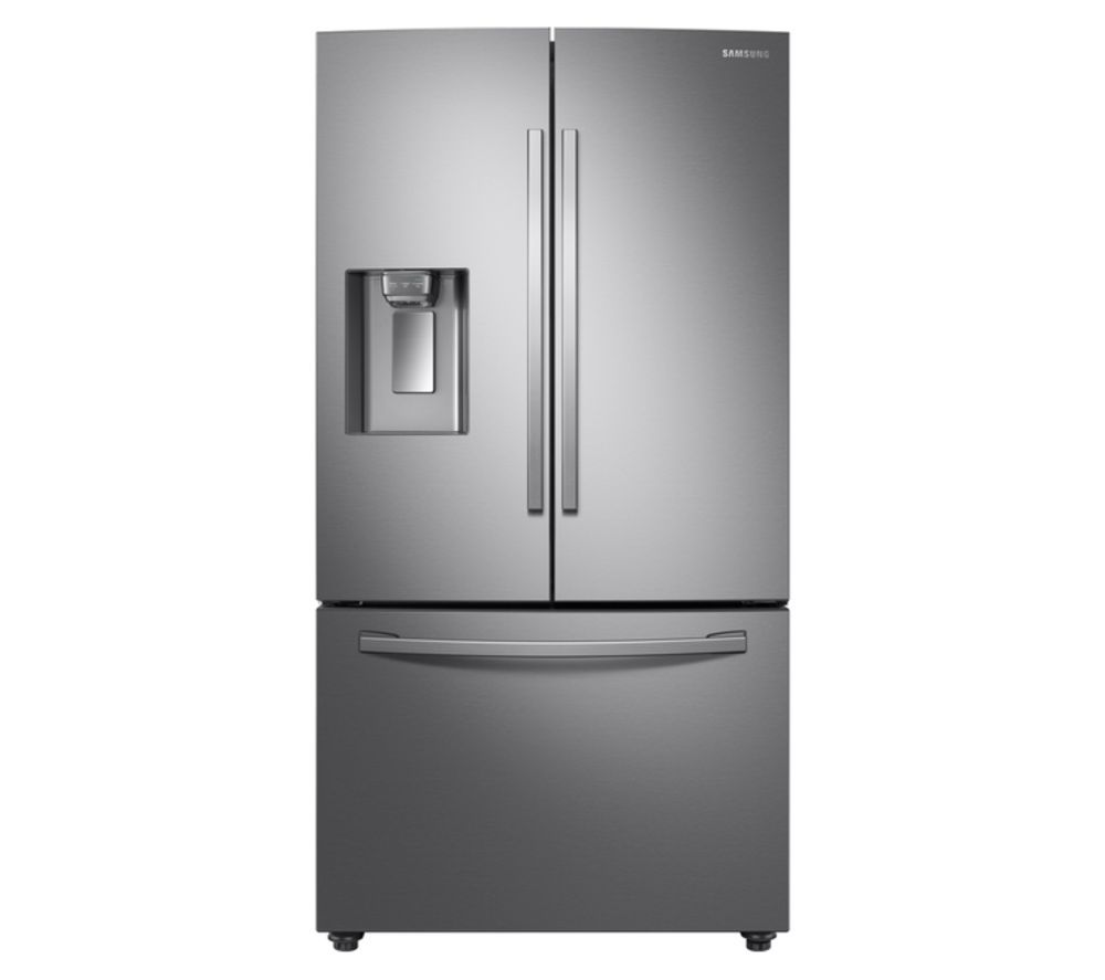 SAMSUNG RF23R62E3SR/EU Smart Fridge Freezer - Real Stainless