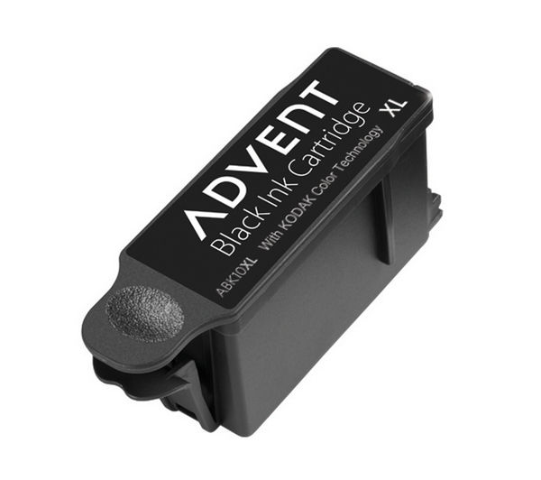 ADVENT ABK10XL Black Ink Cartridge, Black