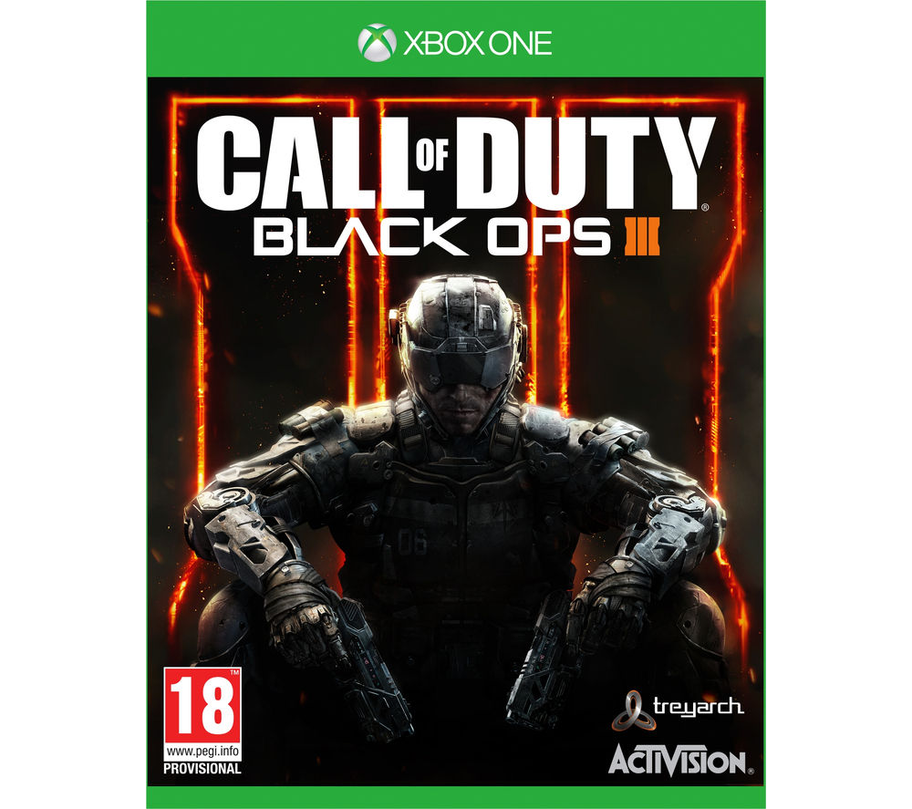 XBOX ONE Call of Duty: Black Ops III - for XBOX ONE, Black
