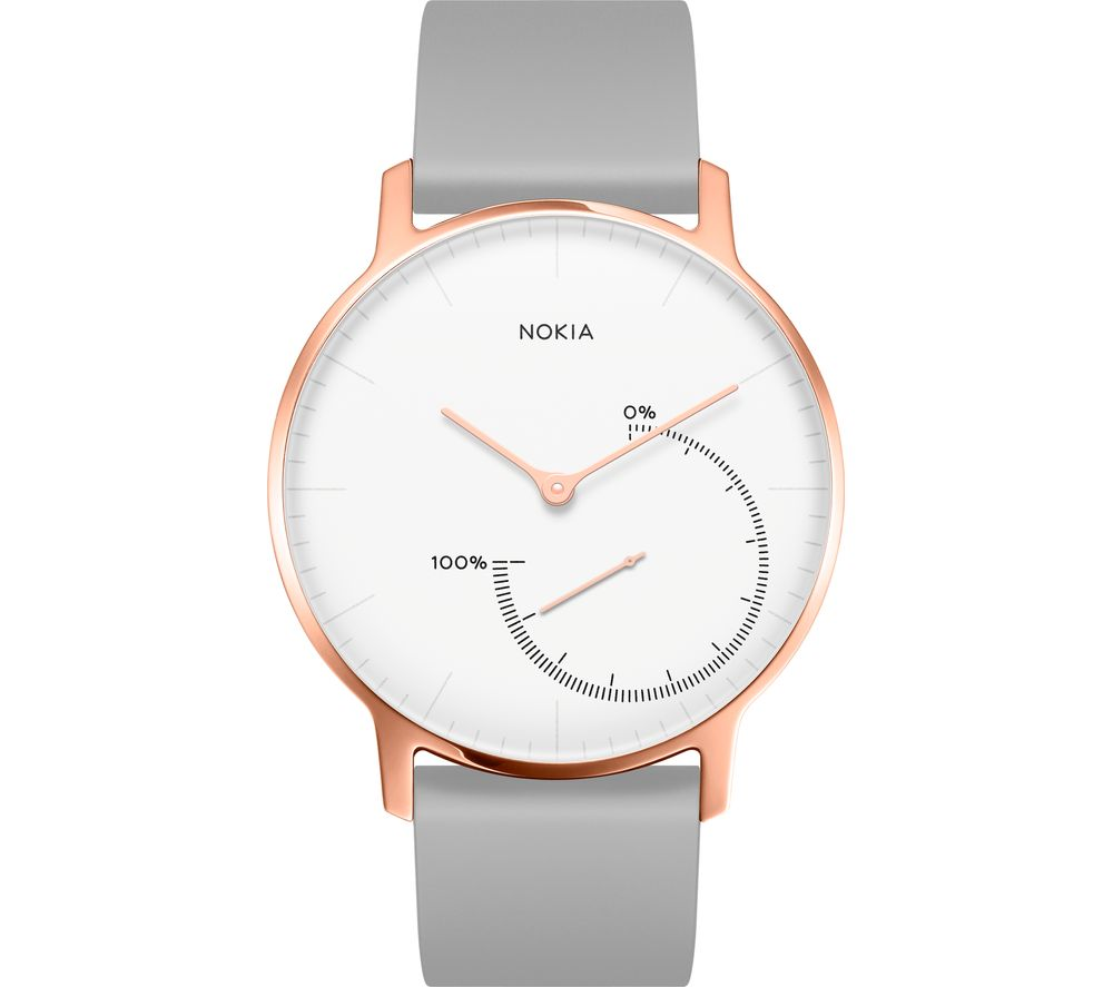NOKIA Steel Fitness Watch - Rose Gold, Gold