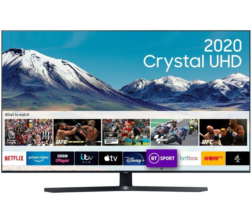 SAMSUNG UE43TU8507UXXU  Smart 4K Ultra HD HDR LED TV with Bixby, Alexa & Google Assistant