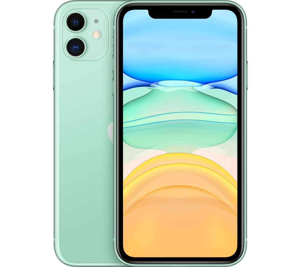Apple iPhone 11 - 256 GB, Green, Green