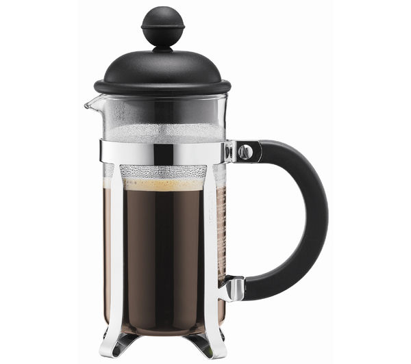 BODUM 1913-01 Caffettiera Coffee Maker - Black, Black