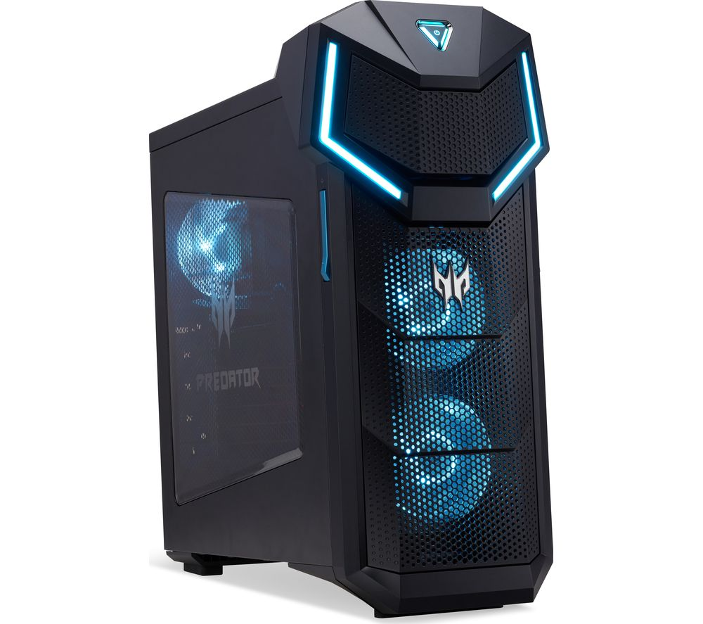 ACER Predator Orion 5000 PO5-610 Intel® Core™ i5 RTX 2070 Gaming PC - 1 TB HDD & 256 GB SSD