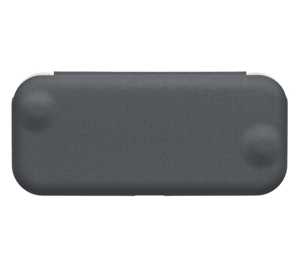 NINTENDO Switch Lite Flip Cover - Grey, Grey