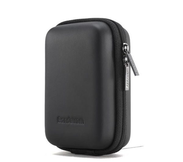 SANDSTROM Hard Shell Camera Case - Black, Black