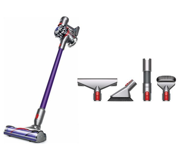 DYSON V7 Animal Cordless Bagless Vacuum Cleaner & Handheld Toolkit Bundle