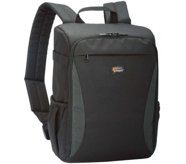 LOWEPRO Format 150 DSLR Camera Backpack - Black, Black