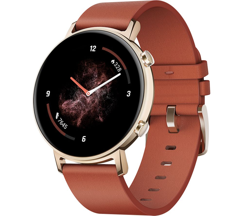 HUAWEI Watch GT 2 - Red, 42 mm, Red