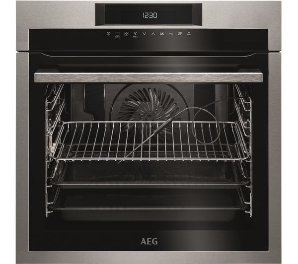 AEG BPE742320M Electric Oven - Stainless Steel, Stainless Steel