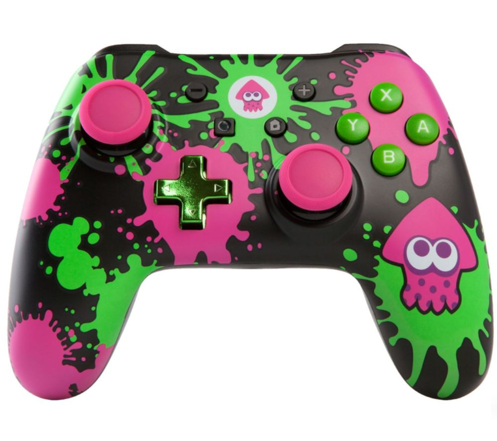 POWERA Nintendo Switch Wired Controller - Splatoon