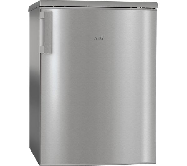 AEG RTB8152VXW Undercounter Fridge - Stainless Steel, Stainless Steel