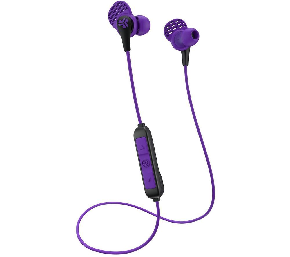 JLAB AUDIO JBuds Pro Wireless Bluetooth Sports Earphones - Purple, Purple