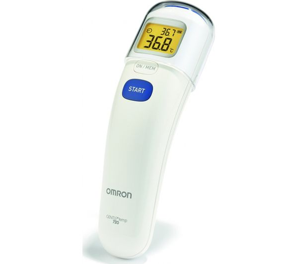 OMRON MC-720-E Gentle Temp 720 Contactless Thermometer