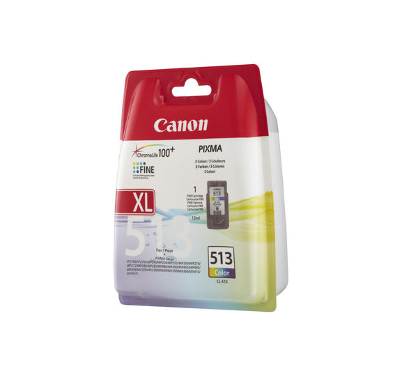 CANON CLI-513 Tri-colour Ink Cartridge