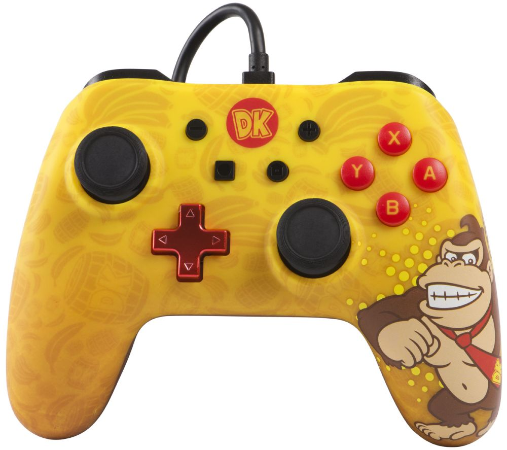 POWERA Nintendo Switch Wired Controller - Donkey Kong