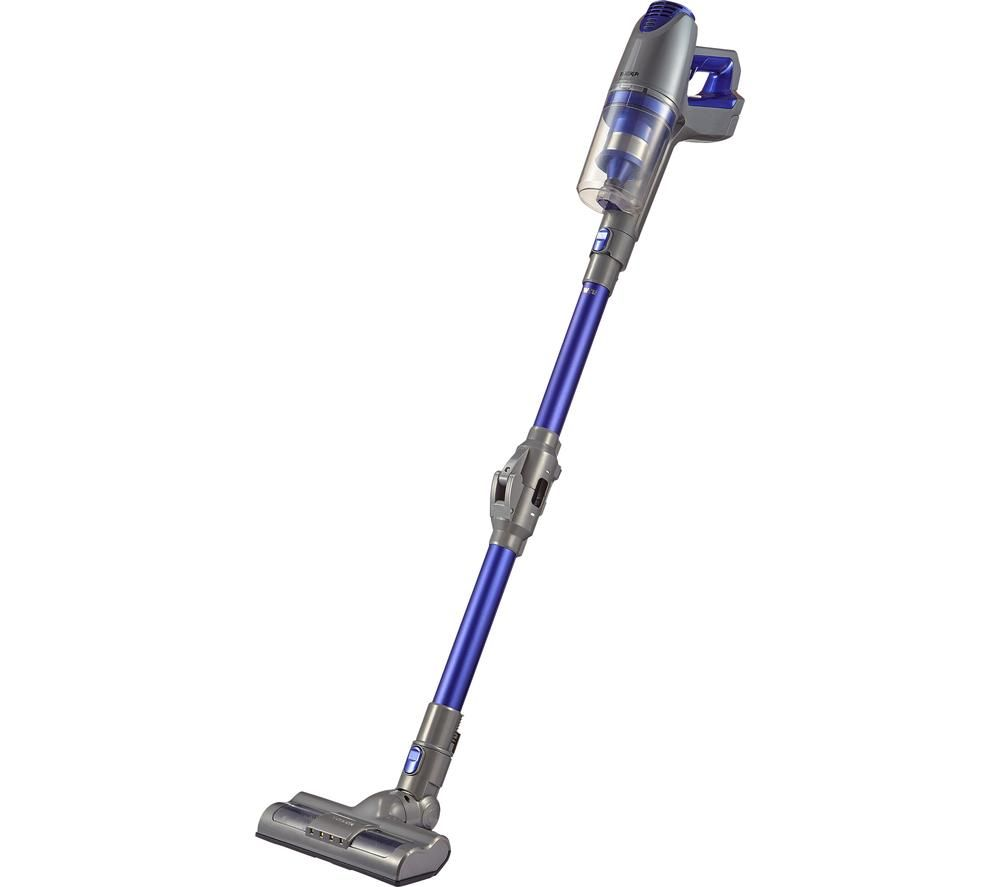 TOWER 3-in-1 F1PRO Cordless Vacuum Cleaner - Blue & Silver, Blue