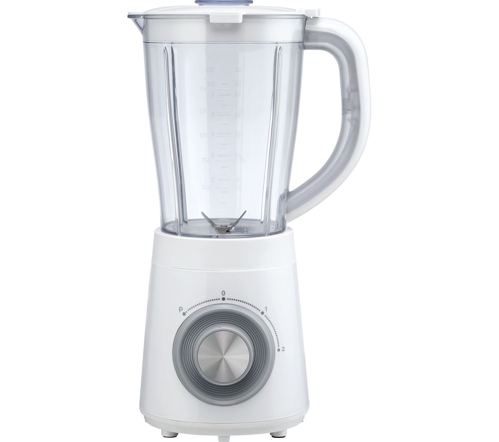 C15BW19 Blender - White, White