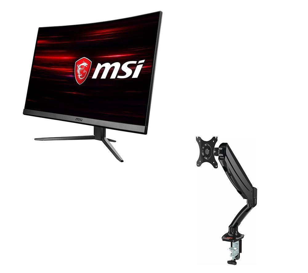 MSI Optix G24C 23.6-Inch Full HD FreeSync Gaming Monitor