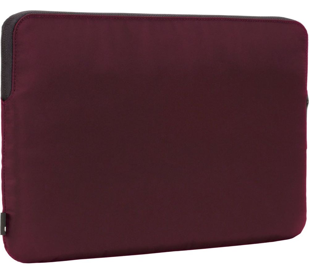 "INCIPIO Incase INMB100335-MBY 13"" MacBook Pro & MacBook Air Sleeve - Red, Red"