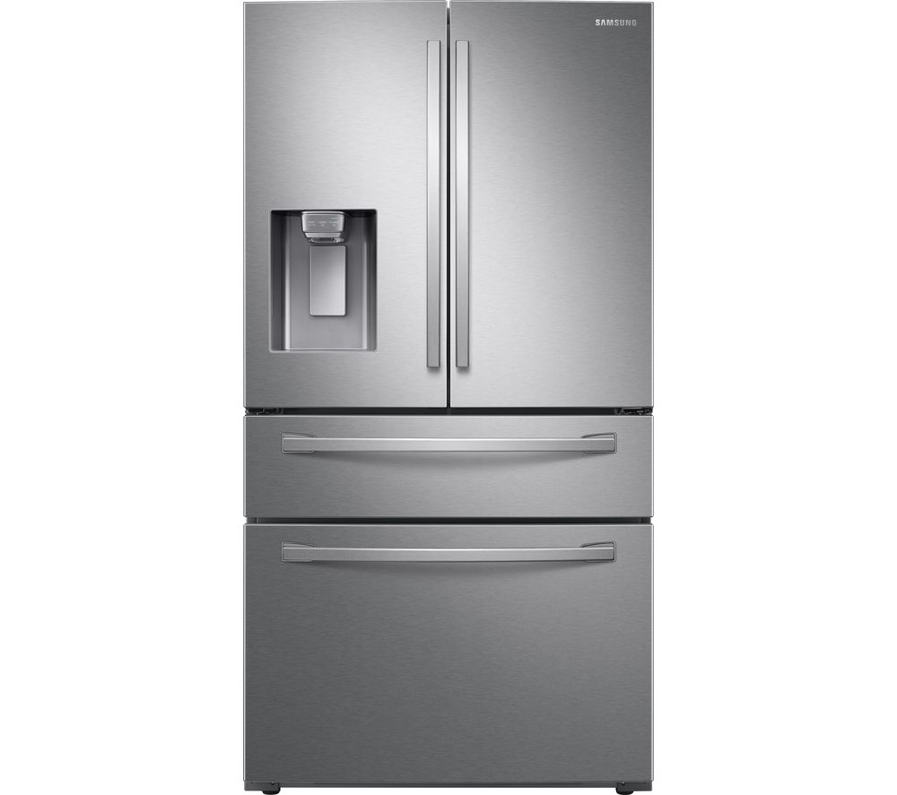 SAMSUNG RF24R7201SR/EU Smart Fridge Freezer - Stainless Steel, Stainless Steel