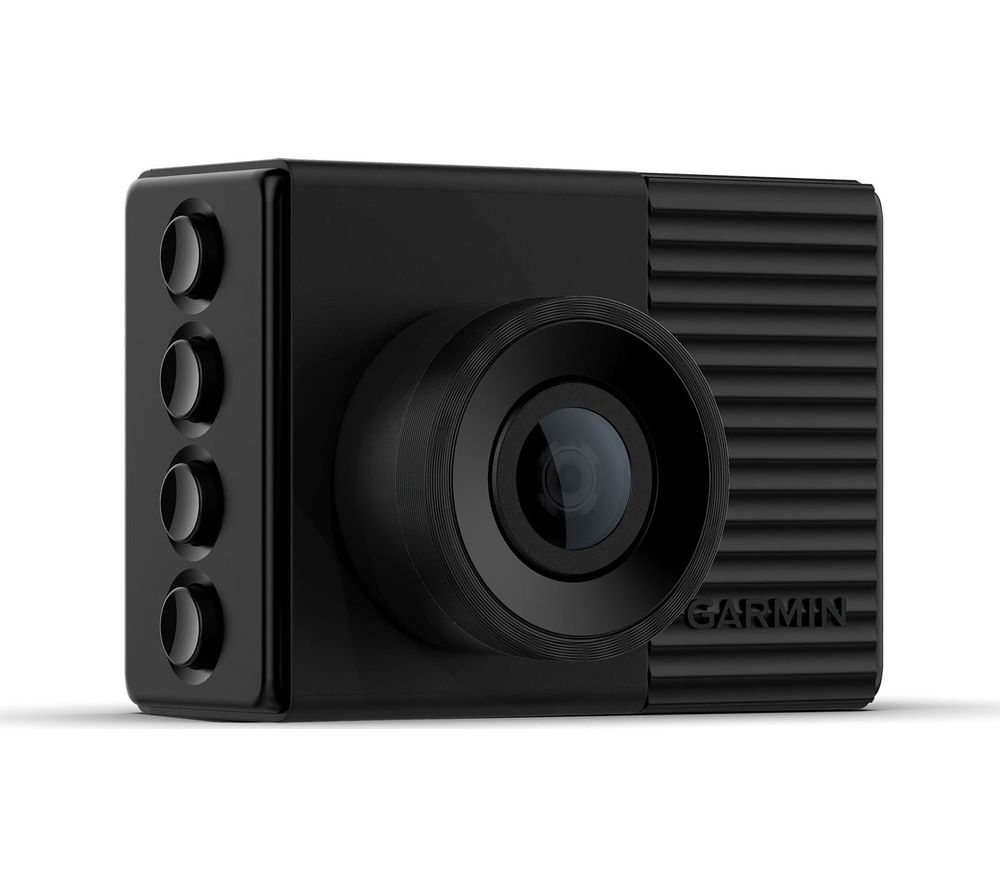 GARMIN 56 Quad HD Dash Cam - Black, Black