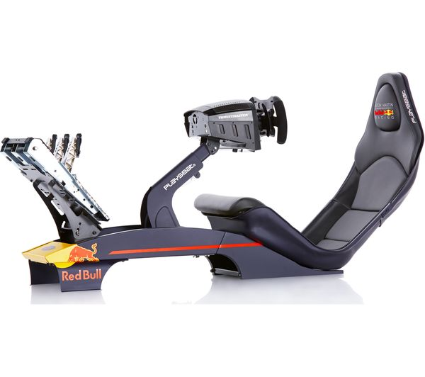 PLAYSEAT F1 Aston Martin Red Bull Racing Gaming Chair - Blue & Red, Red