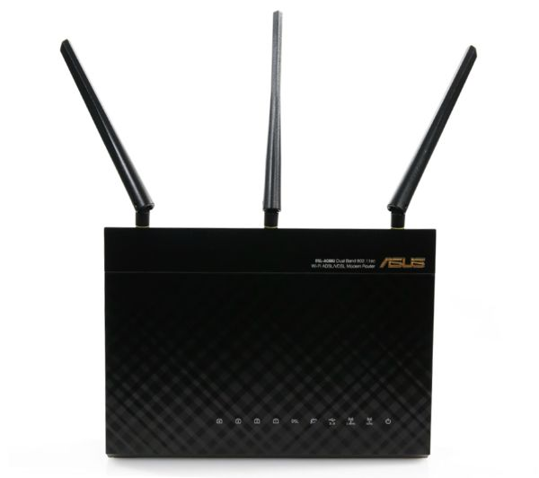ASUS DSL-AC68U Wireless Modem Router
