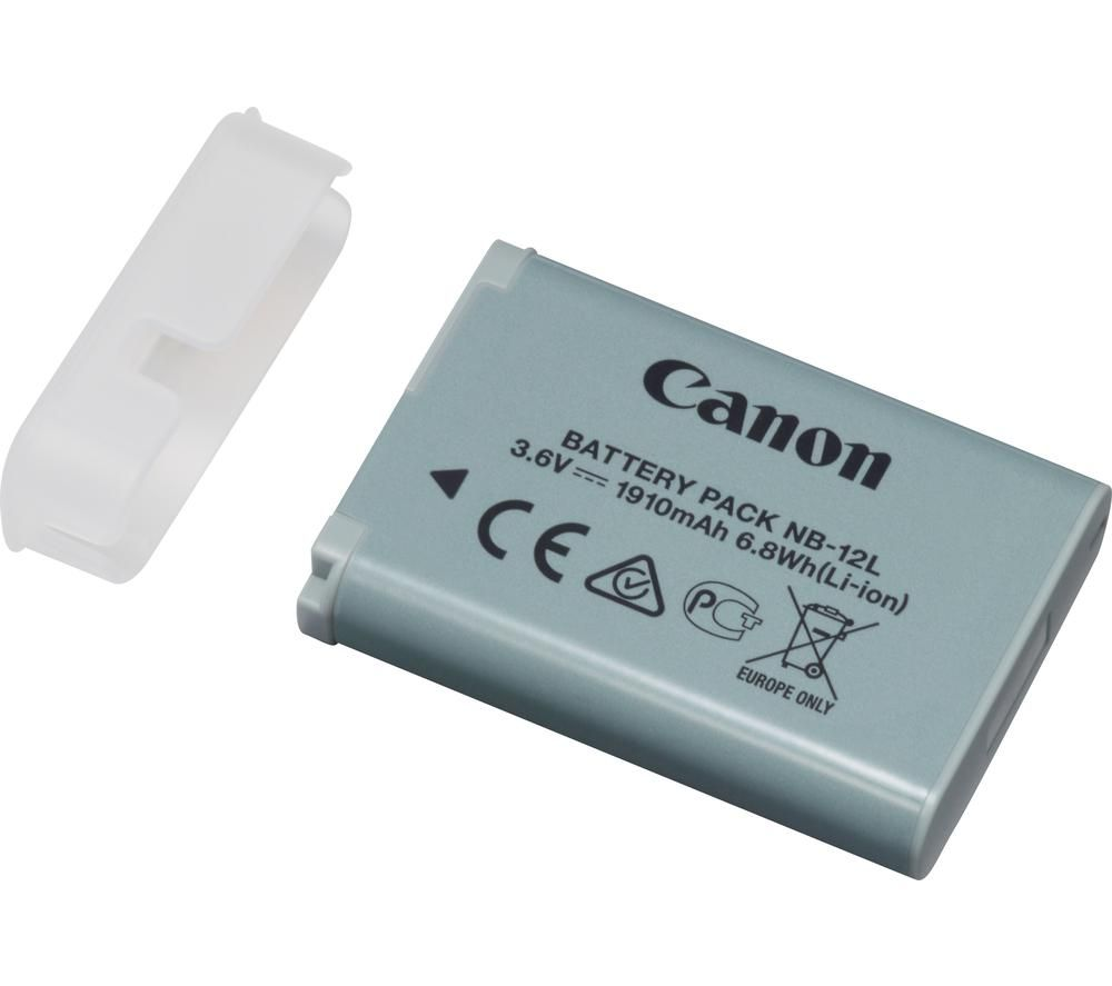 CANON NB-12L Lithium-Ion Camera Battery
