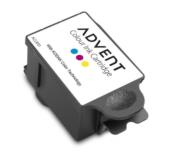 ADVENT ACLR10 Tri-colour Ink Cartridge, Yellow