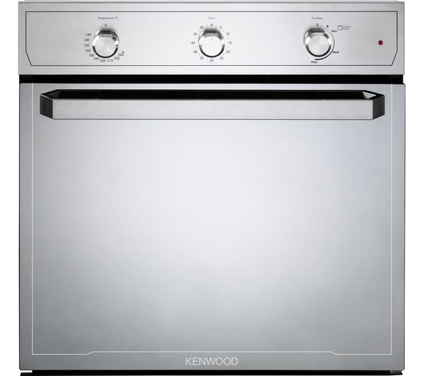 KENWOOD KS101GSS Gas Oven - Stainless Steel, Stainless Steel