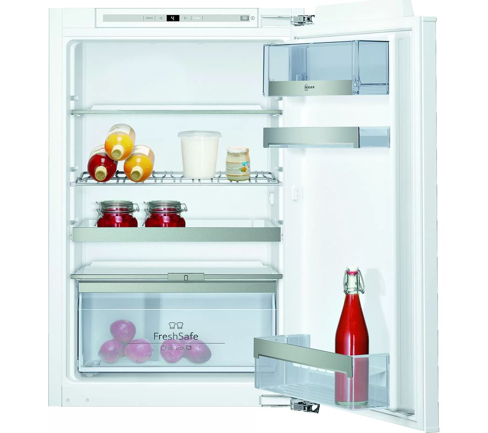 NEFF N70 KI1213DD0 Integrated Undercounter Fridge - Fixed Hinge
