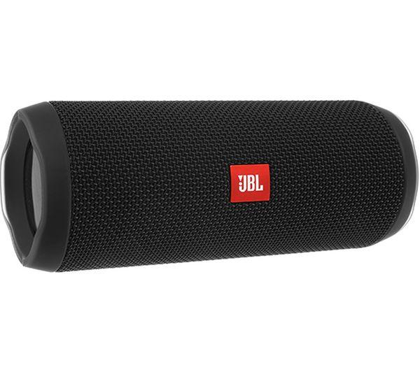 Jbl Flip 4 Portable Bluetooth Wireless Speaker Black Black Currys Price Tracker Pricechase Co Uk