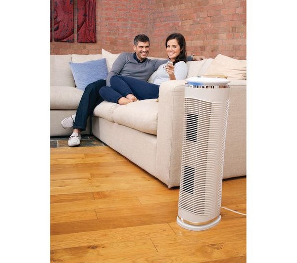HOMEDICS AR-29 HEPA Tower Air Purifier