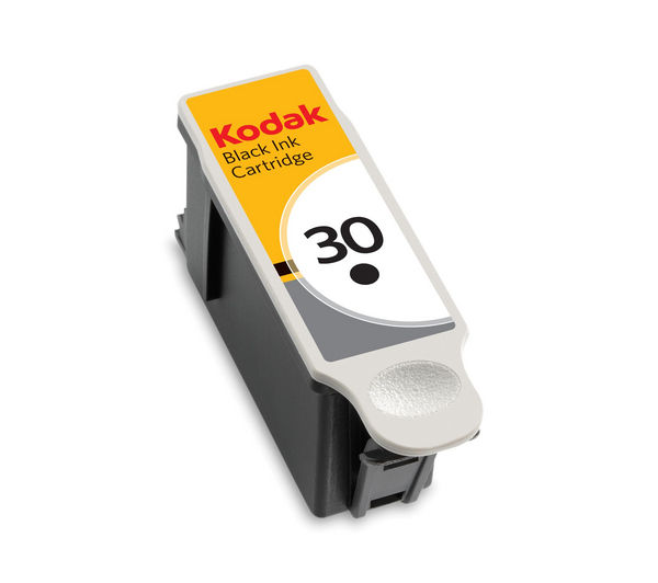 KODAK 30B Black Ink Cartridge, Black
