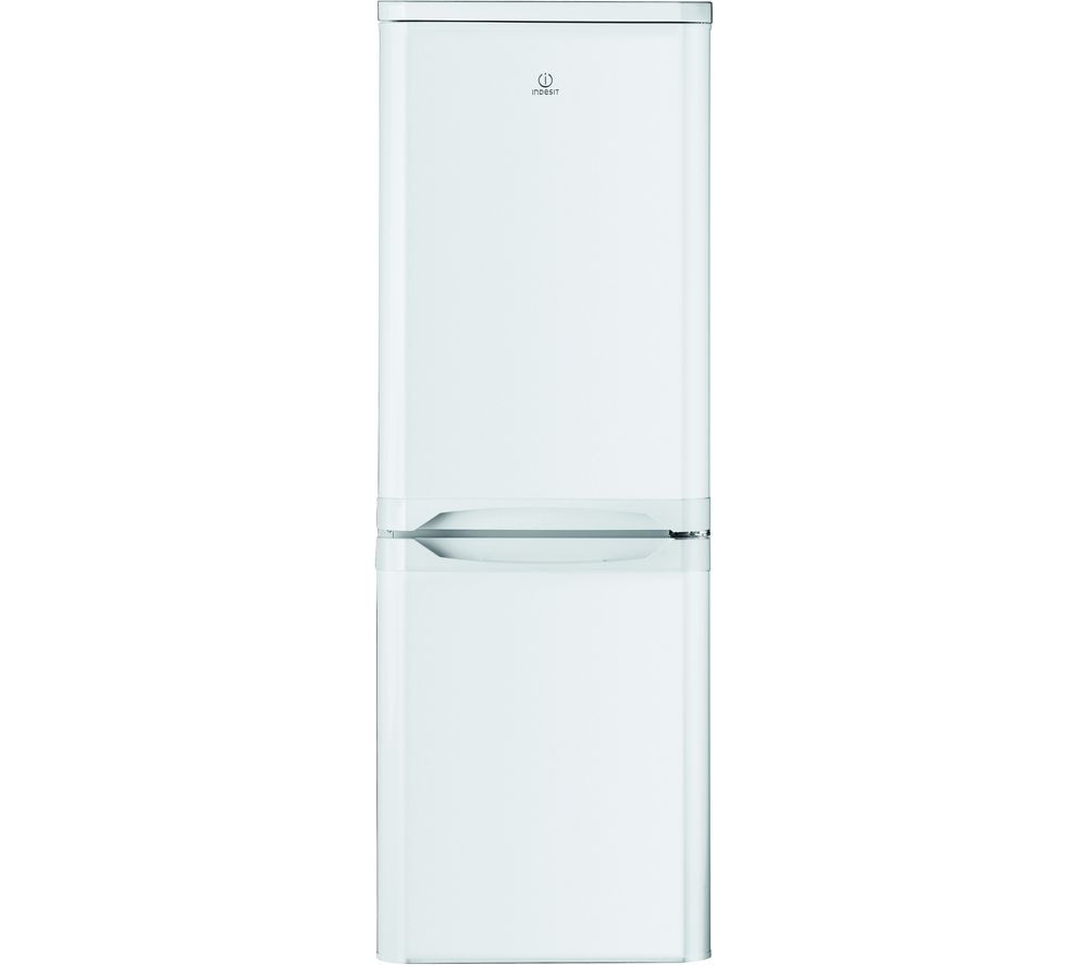 INDESIT IBD 5515 W 1 60/40 Fridge Freezer - White, White